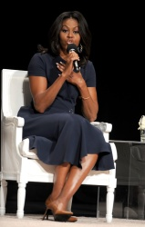 Michelle Obama - Let Girls Learn Global Conversation @ The Apollo Theater in NYC - 09/29/15