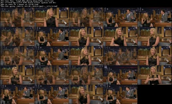 Claire Danes - Tonight Show Starring Jimmy Fallon - 9-5-14