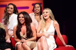 Little Mix - The Graham Norton Show Series 18 Episode 19