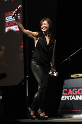 Ming-Na Wen - 2015 C2E2 Chicago Comic & Entertainment Expo Day 2 @ McCormick Place - 04/25/15
