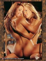 Heather Bauer, Kelly Buchanan 1