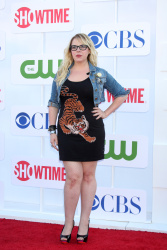 Кирстен Вангснесс, фото 12. Kirsten Vangsness - CW, CBS and Showtime Summer TCA Party in LA, July 29, foto 12