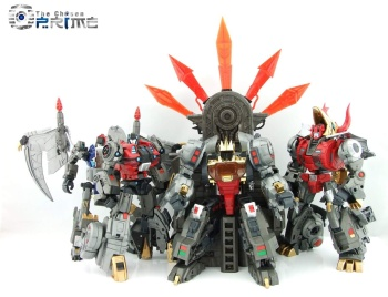 [FansProject] Produit Tiers - Jouets LER (Lost Exo Realm) - aka Dinobots - Page 2 5EwEi7mc