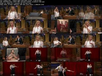 Cameron Diaz - Tonight Show with Jimmy Fallon - 2-28-14