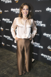 Ginger Zee - Dancing with the Stars Week Ten Night One