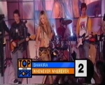 Shakira / Top Of The Pops 2002 / Whenever Wherever