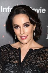 Christina DeRosa - Inferno Los Angeles Screening @ the DGA Theater in Los Angeles - 10/25/16