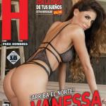 Vanessa Arias Revista H Septiembre 2016