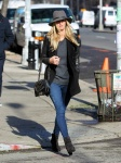 Nicky Hilton spotted looking chic in NYC January 6-2016 x9