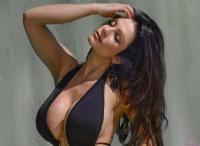 Дениз Милани, фото 5226. Denise Milani Black Bikini 2012 :, foto 5226