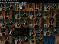 Aisha Tyler - Craig Ferguson - 12-4-13 (leggy)