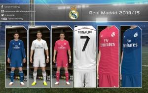 Download PES14 Real Madrid 2014-15 GDB by Nemanja