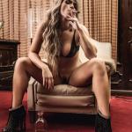 Gatas QB - Fani Pacheco Revista Sexy Maio 2014