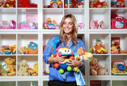 Louise Redknapp - Fourth Annual Argos Toy Exchange Launch @ Tottenham Court Road store in London - 10/13/15