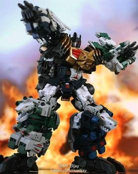 [FansProject] Produit Tiers - Jouet Saurus Ryu-oh aka Dinoking (Victory) | Monstructor (USA) - Page 2 ZqEg4y0U