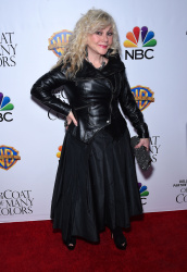 Stella Parton - Dolly Parton's Coat Of Many Colors Premiere @ the Egyptian Theatre in Hollywood - 12/02/15