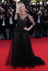 Charlize Theron - Anniversary Soiree at 70th Cannes Film Festival 5/23/17
