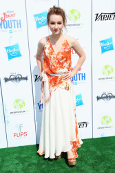 Kaitlyn Dever - Variety Power Of Youth event 7/27/13
