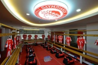 Greek Teams Locker Rooms PES2014