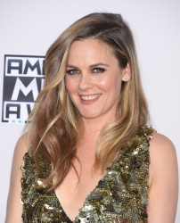 Alicia Silverstone - 2015 American Music Awards @ Microsoft Theater in Los Angeles - 11/22/15