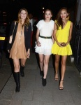 Эшли Мадекве, фото 29. Ashley Madekwe At her hen party in London - June 10, 2012, foto 29