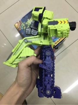 [Toyworld] Produit Tiers - Jouet TW-C Constructor aka Devastator/Dévastateur (Version vert G1 et jaune G2) - Page 3 00PEoNgs