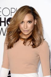 Naya Rivera - 40th Annual People's Choice Awards at Nokia Theatre L.A. 08-01-2014  39x updatet AdoHLC0Z