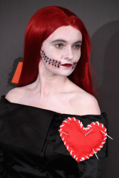Grace Chatto - Kiss FM Haunted House Party 2016 @ the SSE Arena in Wembley - 10/27/16