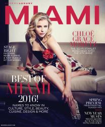 Chloe Moretz - Modern Luxury January/February 2016