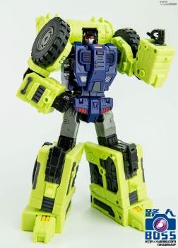 [Toyworld] Produit Tiers - Jouet TW-C Constructor aka Devastator/Dévastateur (Version vert G1 et jaune G2) - Page 4 SyvDjma0