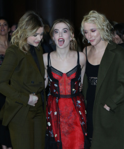 Chloe Grace Moretz & Zoey Deutch - Attend The Premiere of Before I Fall in Los Angeles - March 1st 2017