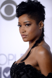 Keke Palmer - 2016 People's Choice Awards @ Microsoft Theater in Los Angeles - 01/06/16