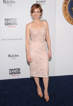 "Carla Gugino - ""White House Down"" NYC premiere (June 25)"