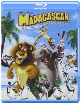 Madagascar (2005) Full Blu-Ray 41Gb AVC ITA DD 5.1 ENG TrueHD 5.1 MULTI