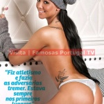 Gatas QB - Daniela Barbosa Revista J 388
