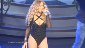 Mariah Carey at Caesars Palace! 06/18/16