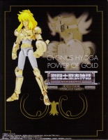 Cygnus Hyoga New Bronze Cloth ~ Power of Gold Abu0iv9L