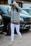 Michelle Rodriguez seen out in Los Angeles - January 26-2016 x14