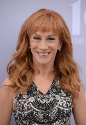 Kathy Griffin - The Hollywood Reporter's 24th Annual Women In Entertainment Breakfast @ Milk Studios in Los Angeles - 12/09/15