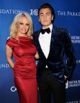 Pamela Anderson Gala Benefiting Haitian Relief in Beverly Hills January 9-2016 x16
