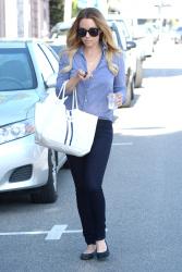 Lauren Conrad - out shopping in LA 3/14/13