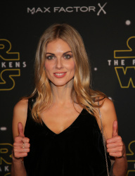 Donna Air - Star Wars: Fashion Finds The Force @ the Old Selfridges Hotel in London - 11/26/15
