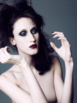 Model: Anna Cleveland – Next (New York) Editor: Stephan Moskovic Stylist: Patrick Mackie (Management + Artists) Hair Stylist: Nicolas Jurnjack (Management + ...
