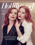 Jessica Chastain - The Hollywood Reporter 5/10/17