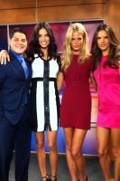 LaX Fm Radio 2011 Puerto Rico avec Alessandra et Adriana AbgLverG