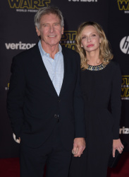 Calista Flockhart - Star Wars: The Force Awakens World Premiere @ Hollywood Boulevard in Hollywood - 12/14/15
