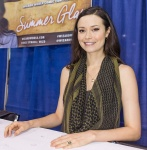 Summer Glau Attends Wizard World Comic Con Chicago 2015 - Day 4 August 23-2015 x2