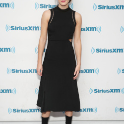 Emma Watson - SiriusXM's 'Town Hall' with Emma Watson on Entertainment Weekly Radio in NYC 3/10/2017