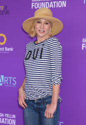 Julie Bowen - P.S. ARTS Presents Express Yourself 2015 @ Barker Hangar in Santa Monica - 11/15/15