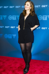 Hayley Atwell - 2015 CTV Upfront @ Sony Centre For Performing Arts in Toronto - 06/04/15